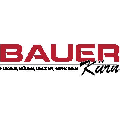 Raumgestaltung logo  Bauer Raumgestaltung | seit 1975 - Fliesen, Böden, Decken und Gardinen