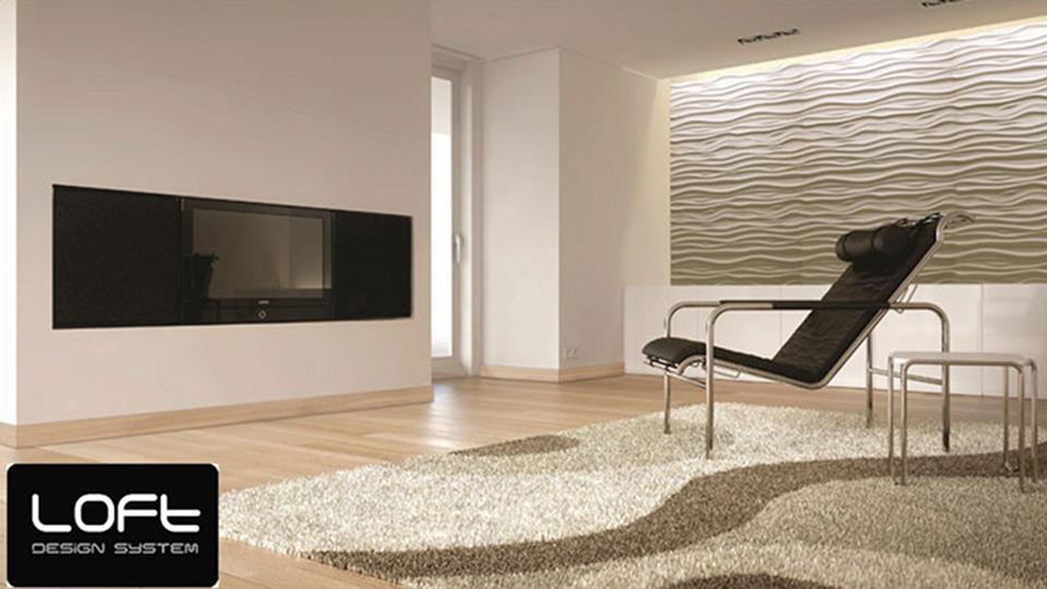 Wanddeko 3d 3d wanddeko loft design system bauer raumgestaltung seit 1975